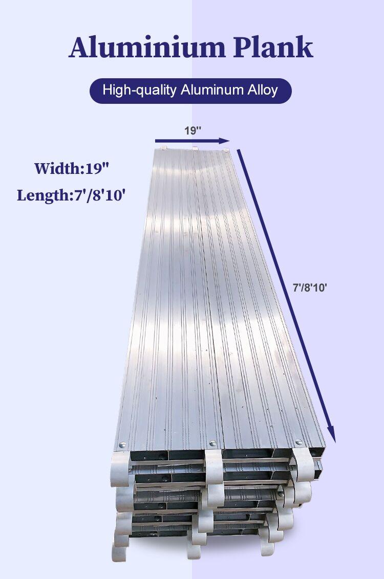 19 inch scaffolding board