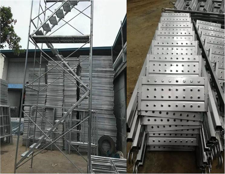 frame staircase show